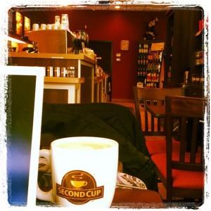 second cup - mon QG